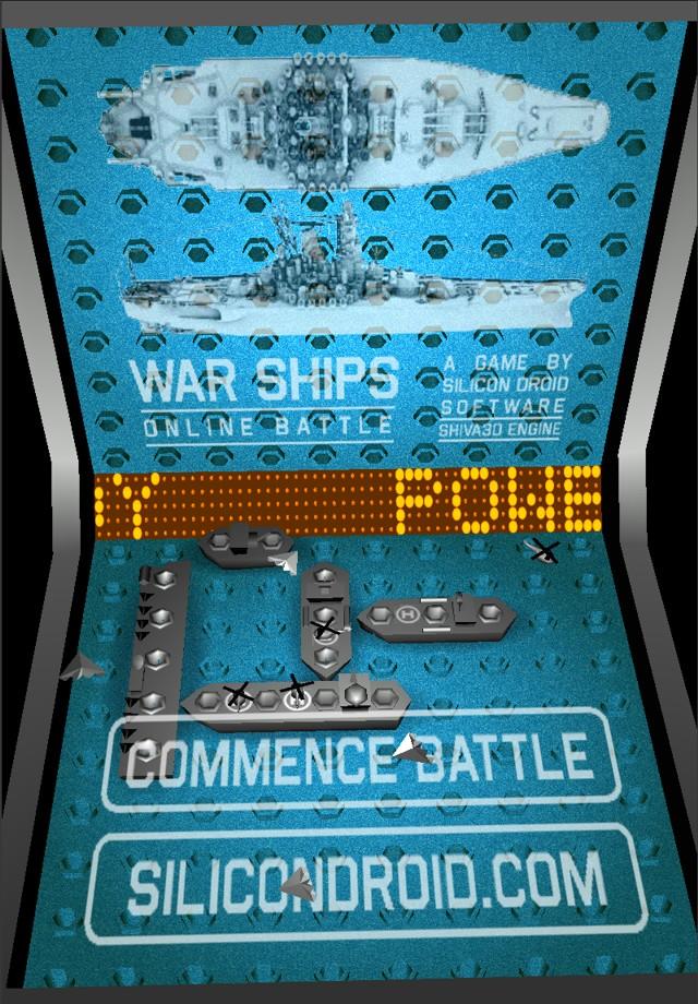 Screenshot War Ships 3D – Online Battle