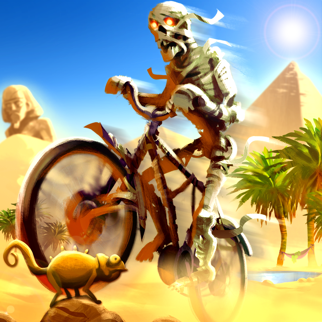 Crazy Bikers 2 Free iOS